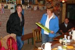 Afscheid Yvonne van Trigt 2011
