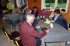 Huldiging Pieter ten Hoeve en vrijwilligersbarbecue 2013